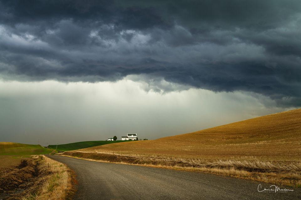 Palouse Thunderstorm