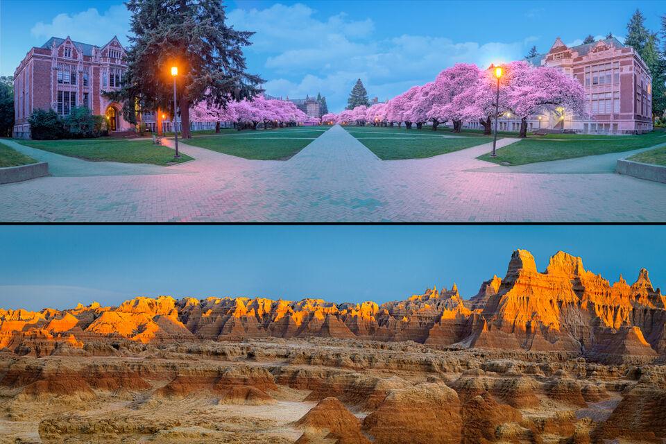 Powerful Panoramics