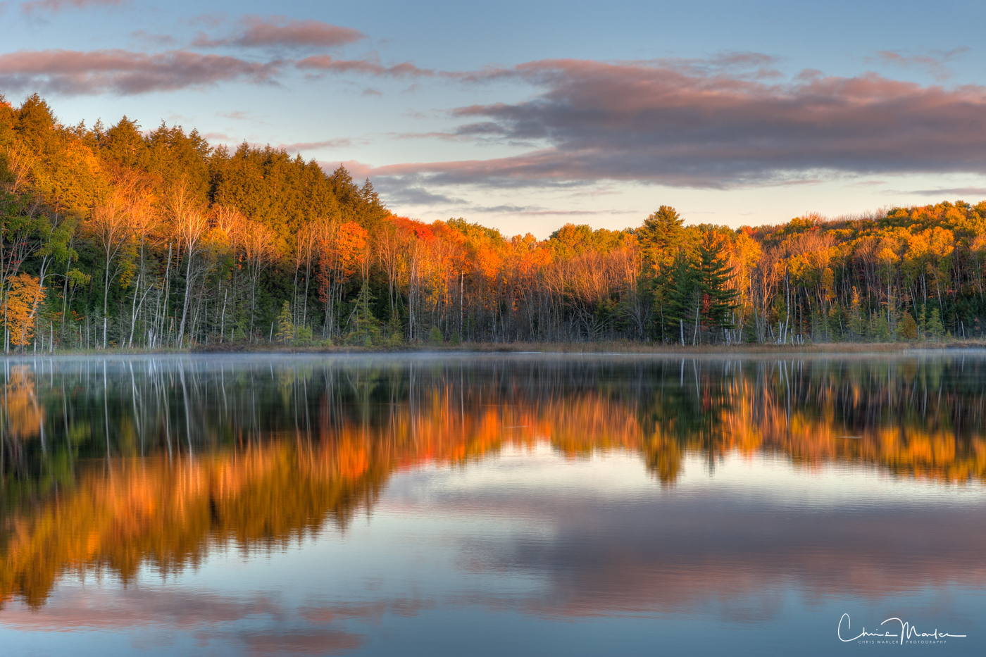 Michigan's Upper Peninsula has some of the best fall foliage you will ever see.  It's no wonder leaf peepers flock to this...