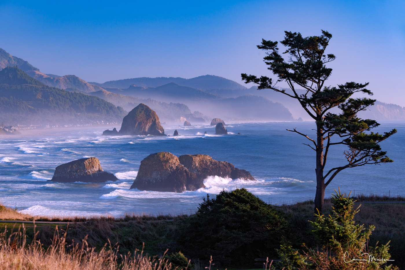 Pacific coast perfection, Ecola State Park, Is Ecola State Park open, Haystack Rock, Haystack Rock in Cannon Beach, photo