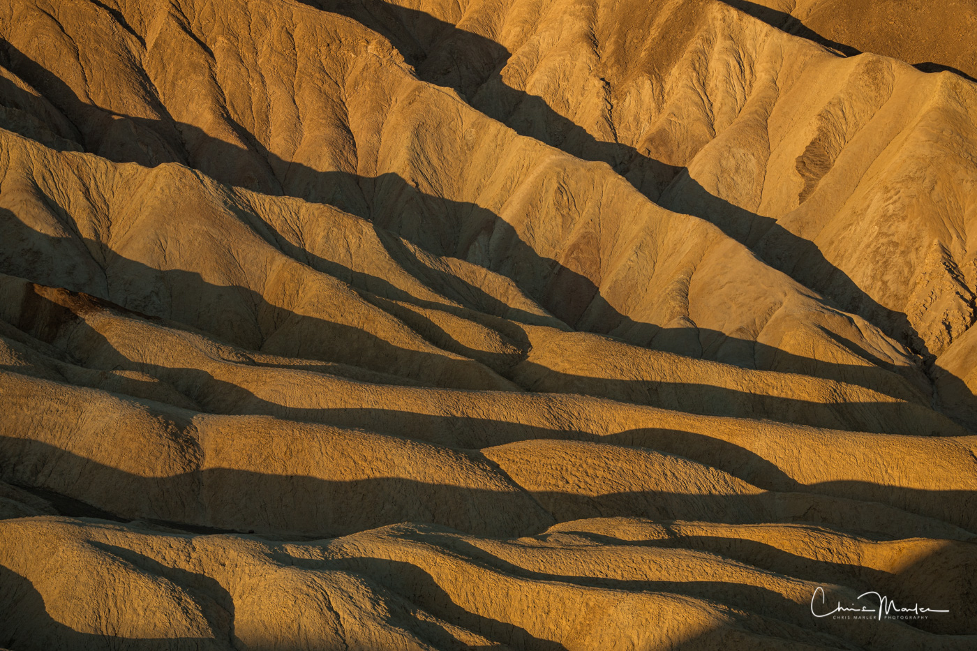Death Valley, Zabriskie Point, California, ridges, photo