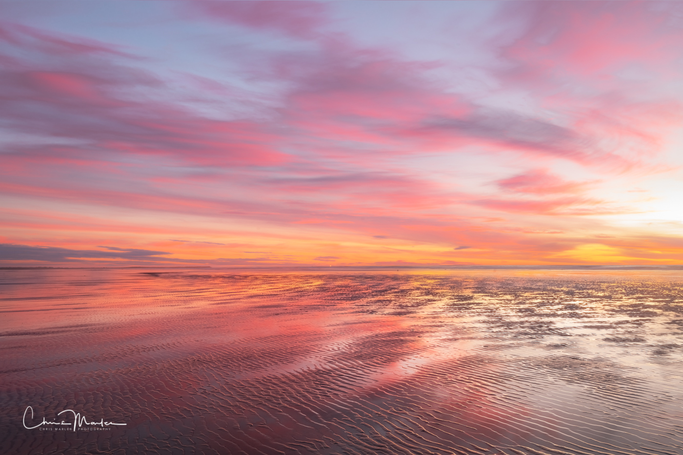Oregon coast sunsets can be quite spectacular.   This particular image is from Newport Oregon.  Newport weather is typical for...